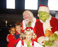 Brandon & Lathan's Grinchy Christmas Adventure